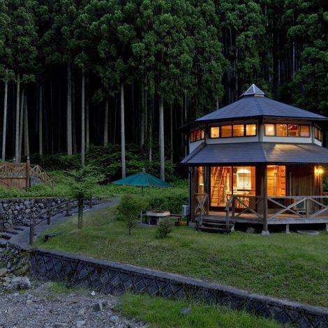 日吉山の家
