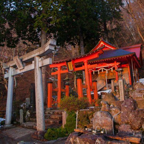 大江山鬼嶽稲荷神社