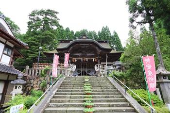 【福知山市】大原神社・産屋