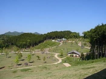 【丹波篠山市】兵庫県立丹波並木道中央公園