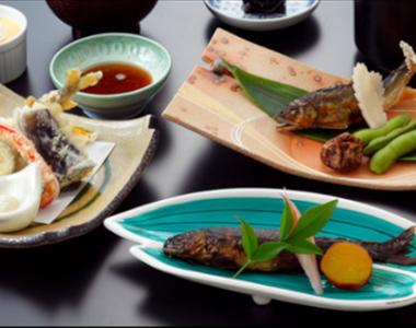 こだわりの日本料理