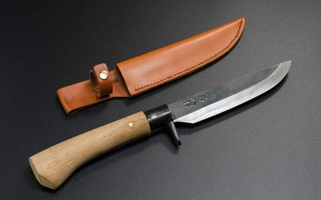 本格和式ナイフ作り-1日コース-