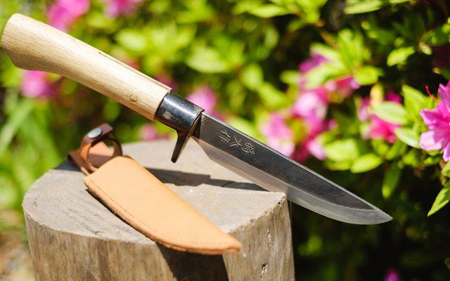 本格和式ナイフ作り-半日コース-